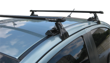 Багажник Муравей Д1 с прям. дугами для авто без рейлингов AUDI А4 седан 1995-2000