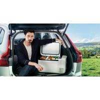 Переносной автохолодильник Indel B TB28BTH DT - в багажнике