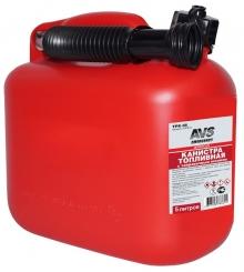 Канистра топливная пластик. AVS TPK-05 (5 л)