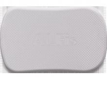 Коврик антискользящий для приборной панели ALFis (белый)