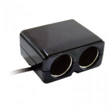 Разветвитель прикуривателя ST13-08 на 2 гнезда с двумя USB-портами