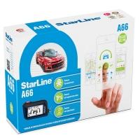 Автосигнализация StarLine A66 ECO - упаковка