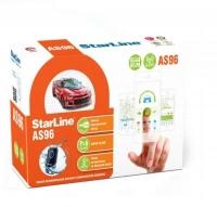 Автосигнализация StarLine AS96 BT 2CAN+2LIN GSM - упаковка
