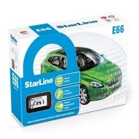 Автосигнализация StarLine E66 BT Eco - упаковка