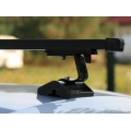 Багажник Муравей Д-Т с прям. дугами для авто без рейлингов с Т профилем Lancia Phedra минивен 2003-…