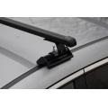 Багажник Муравей С-15 с прям. дугами для авто без рейлингов Lancia Musa минивен 2008-…