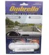 Защита стекол автомобиля от дождя и грязи Ombrello
