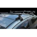 Багажник Муравей Д1 с прям. дугами для авто без рейлингов AUDI 80 седан 1992-1994