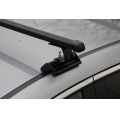 Багажник Муравей С-15 с прям. дугами для авто без рейлингов Mazda 5 минивен 2005-2010