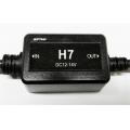 Обманки для светодиодных ламп Canbus Optima Premium for LED H7, комплект 2 шт.
