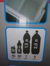 Автохолодильник 12/220 Вольт CC-32B - емкость