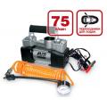 Автомобильный компрессор Turbo AVS KS750D