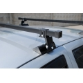 Багажник Муравей 1,2м прям. для авто без рейлингов в пластике ВАЗ 2110, 2112