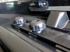 Бокс на крышу автомобиля Turino 1 двусторонний серый