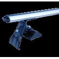 Багажник Муравей Д1 аэро. (53 мм.) для авто без рейлингов Daewoo Nubira хэтчбек 5д ...-2000