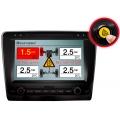 Система контроля давления в шинах TPMS 4-01 (4 внутренних датчика)