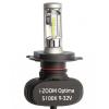 H4 Optima i-ZOOM 5100K, 9-32V, комплект 2 лампы