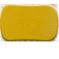 Коврик антискользящий для приборной панели ALFis (желтый)