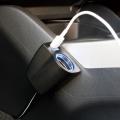 Разветвитель прикуривателя с удлинителем PZ-679 1 гнездо с тремя USB-портами