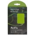 Коврик антискользящий для приборной панели ALFis (зеленый)
